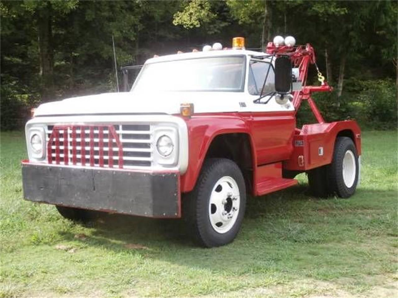 1974 Ford F600 (CC-1127137) for sale in Cadillac, Michigan