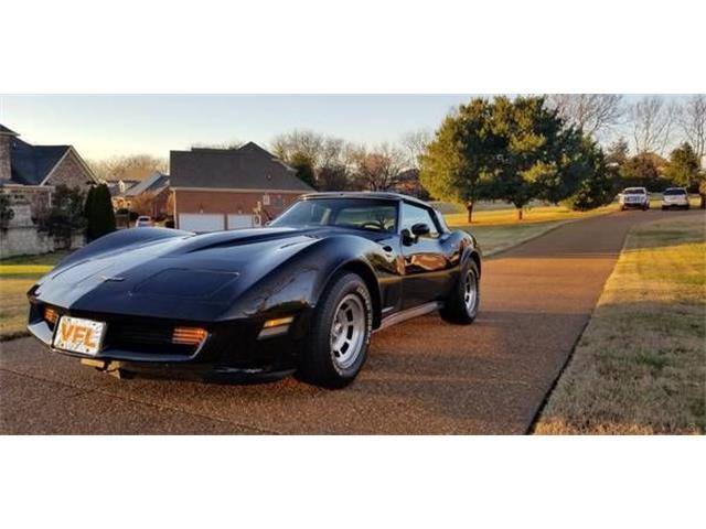 1980 Chevrolet Corvette (CC-1127148) for sale in Cadillac, Michigan