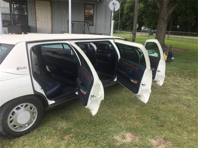 1999 Cadillac Limousine (CC-1127161) for sale in Cadillac, Michigan