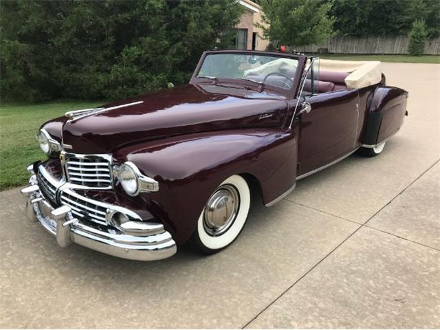 1948 Lincoln Continental (CC-1127165) for sale in Cadillac, Michigan
