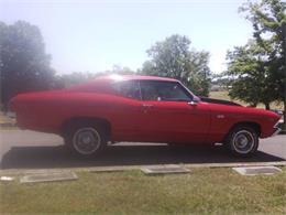 1969 Chevrolet Chevelle (CC-1127173) for sale in Cadillac, Michigan
