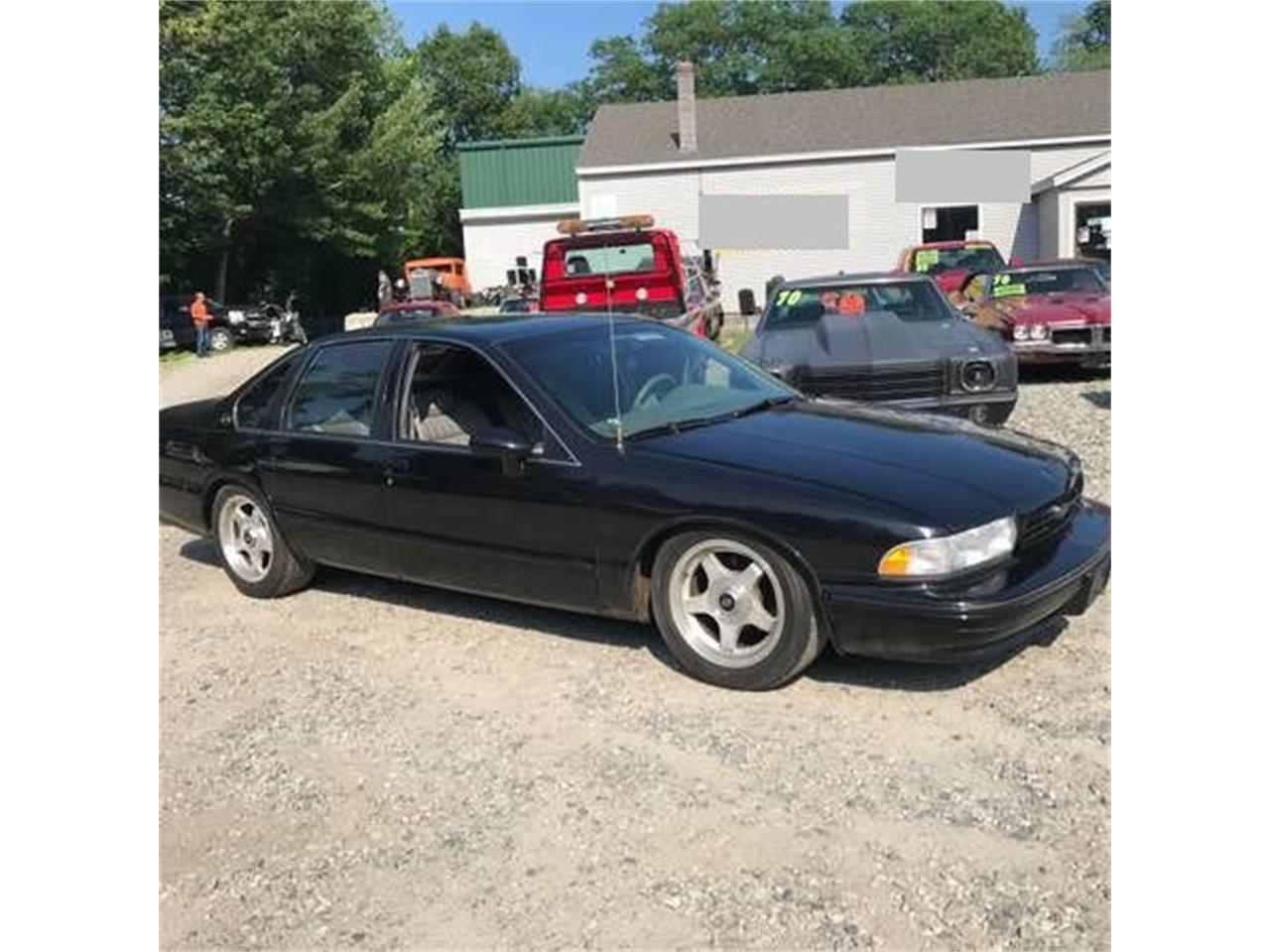 1994 Chevrolet Impala (CC-1127192) for sale in Cadillac, Michigan
