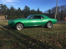 1967 Chevrolet Camaro (CC-1127197) for sale in Cadillac, Michigan