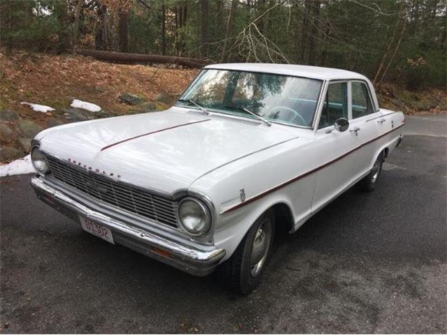 1965 Chevrolet Nova (CC-1127205) for sale in Cadillac, Michigan