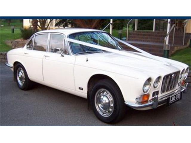 1972 Jaguar XJ6 (CC-1127206) for sale in Cadillac, Michigan
