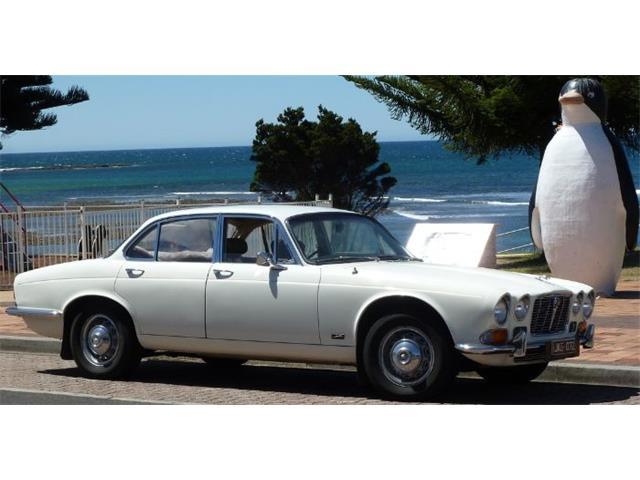 1972 Jaguar XJ6 (CC-1127206) for sale in Cadillac, Michigan