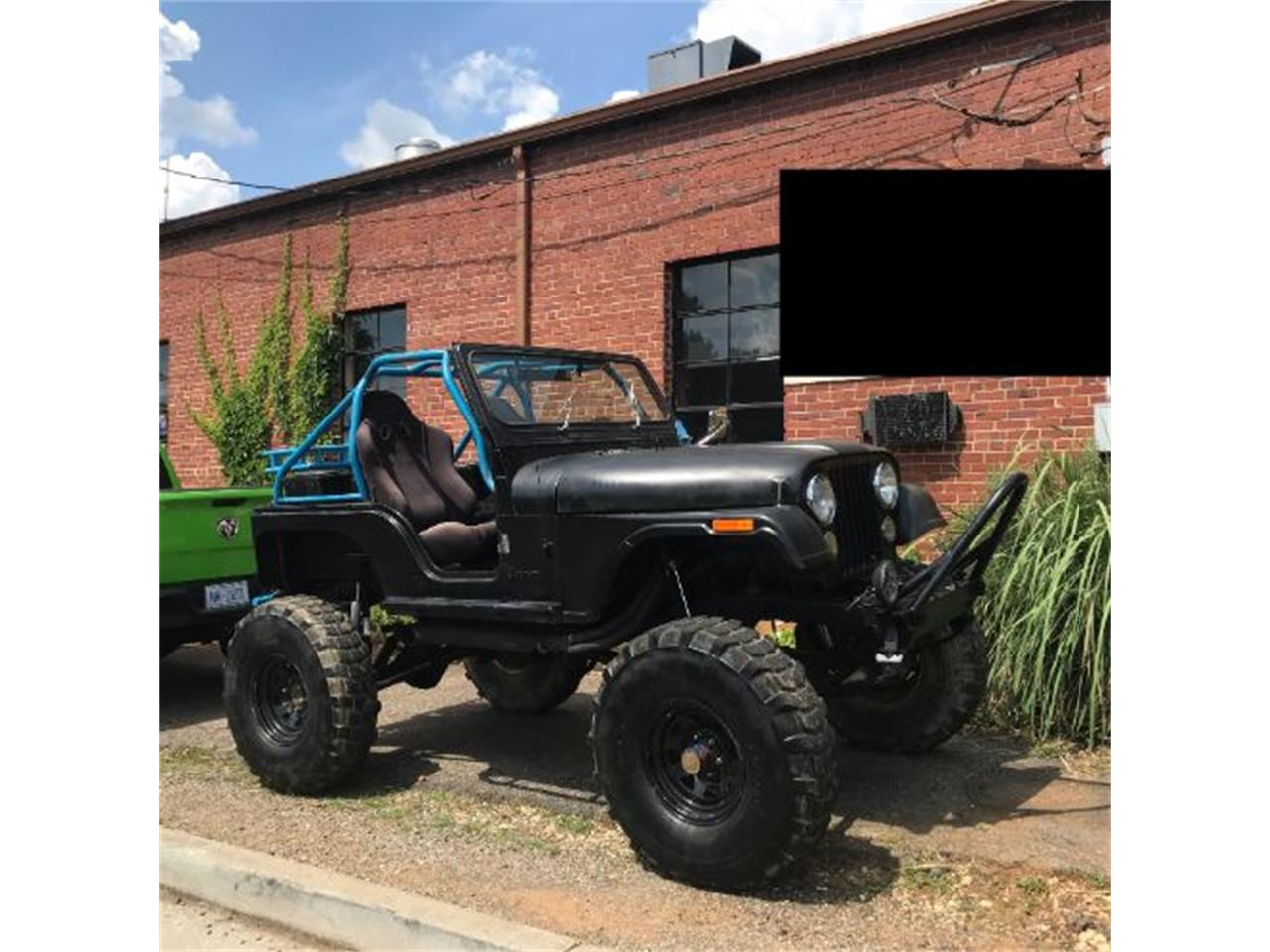1979 Jeep CJ5 (CC-1127207) for sale in Cadillac, Michigan