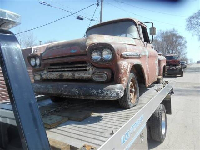 1958 Chevrolet Pickup (CC-1127213) for sale in Cadillac, Michigan
