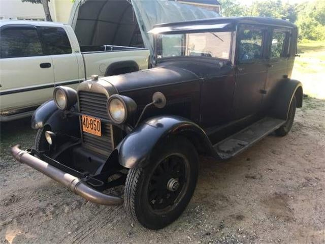 1927 Hudson Super 6 (CC-1127216) for sale in Cadillac, Michigan