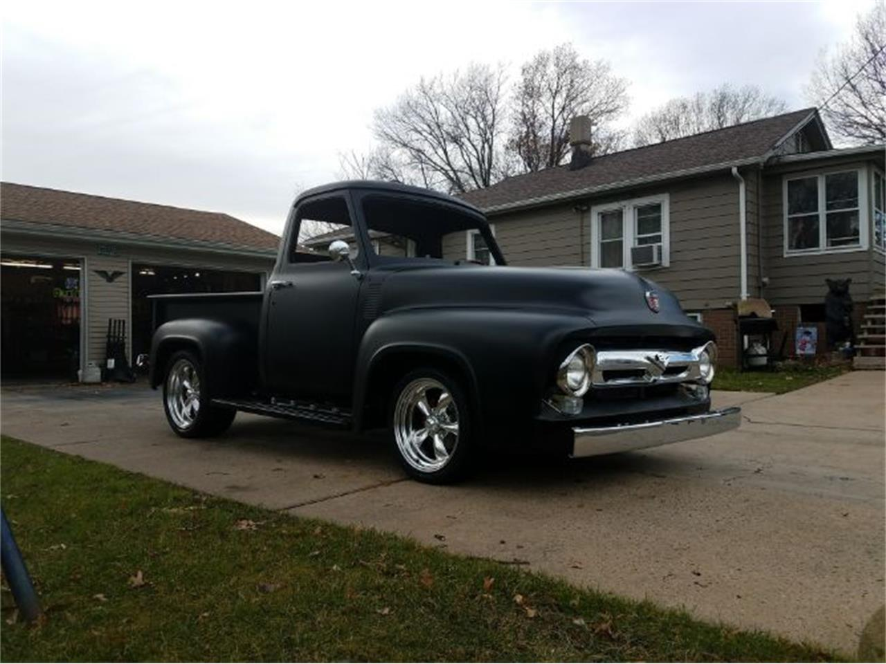 1953 Ford F100 (CC-1127252) for sale in Cadillac, Michigan