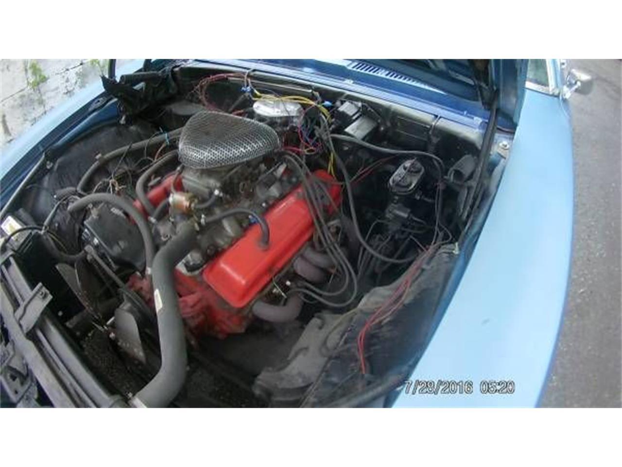 1969 Chevrolet Camaro (CC-1127270) for sale in Cadillac, Michigan