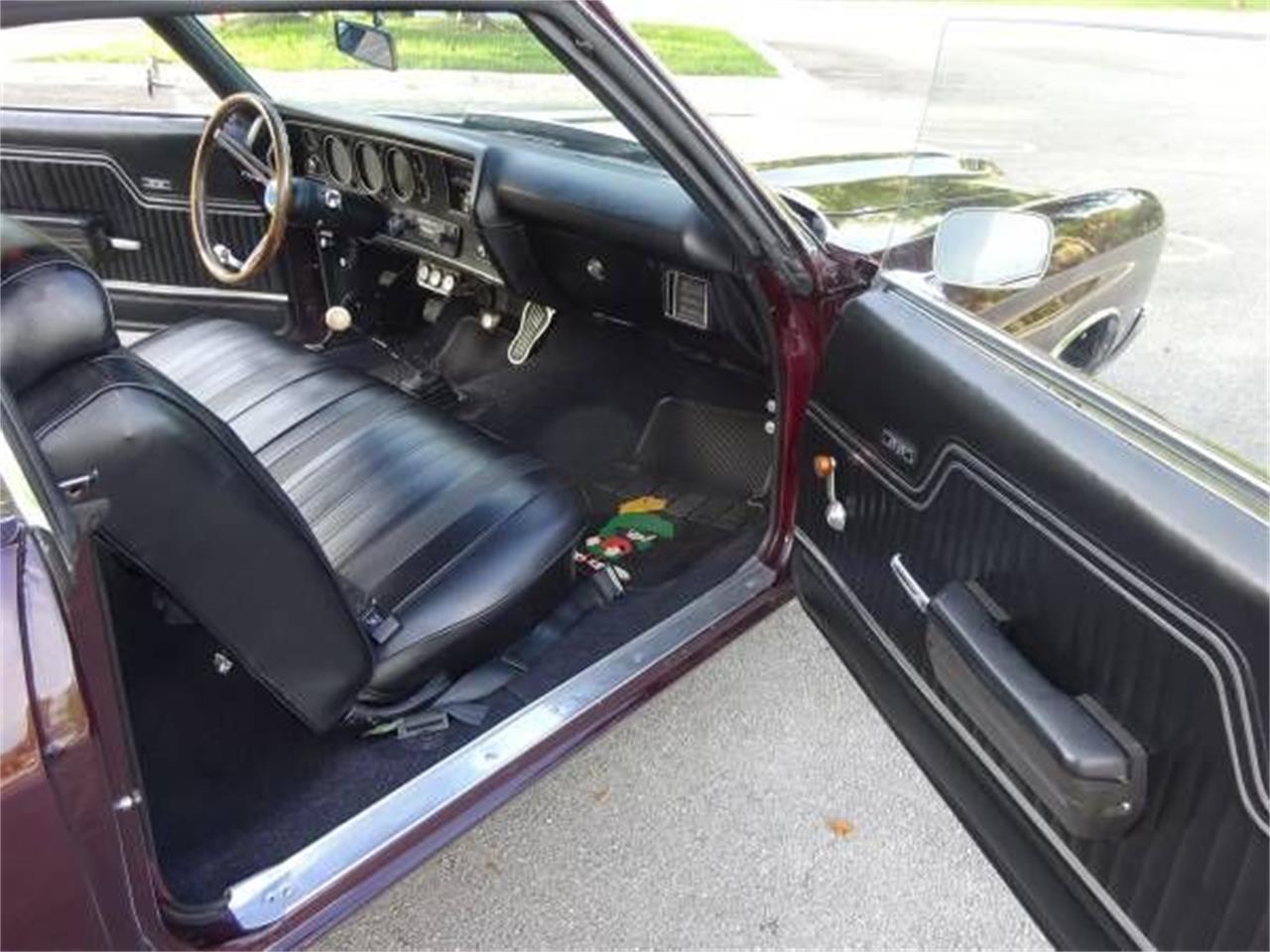 1970 Chevrolet Chevelle (CC-1127274) for sale in Cadillac, Michigan