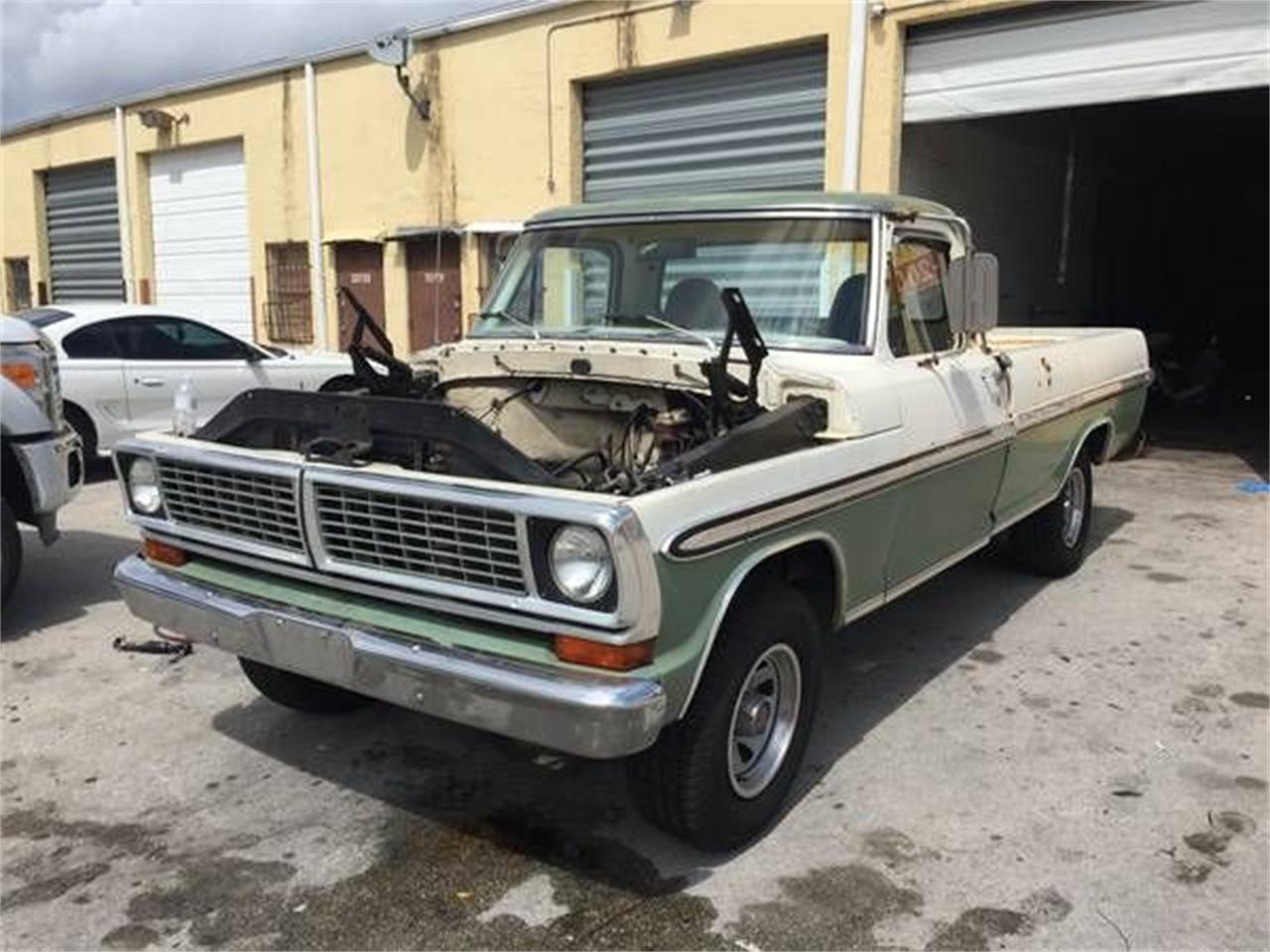 1970 Ford F100 (CC-1127276) for sale in Cadillac, Michigan