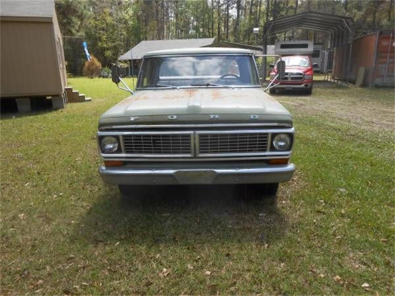 1970 Ford F100 (CC-1127280) for sale in Cadillac, Michigan