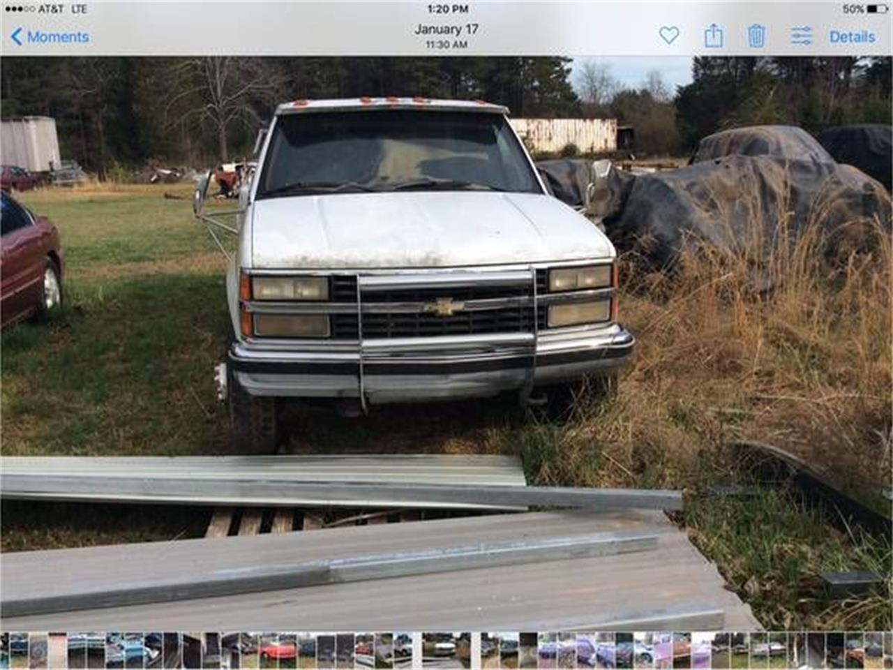 1991 Chevrolet Pickup (CC-1127291) for sale in Cadillac, Michigan
