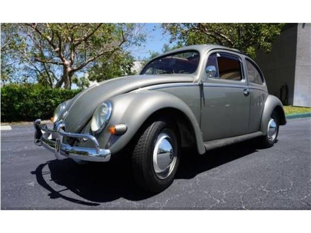 1958 Volkswagen Beetle (CC-1127312) for sale in Cadillac, Michigan