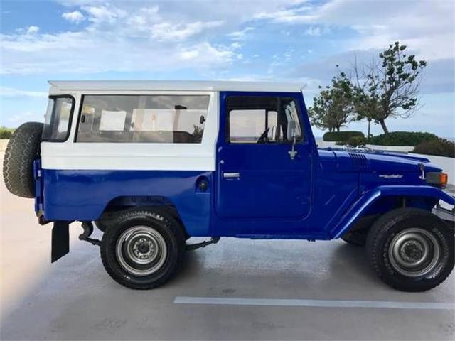 1971 Toyota Land Cruiser FJ