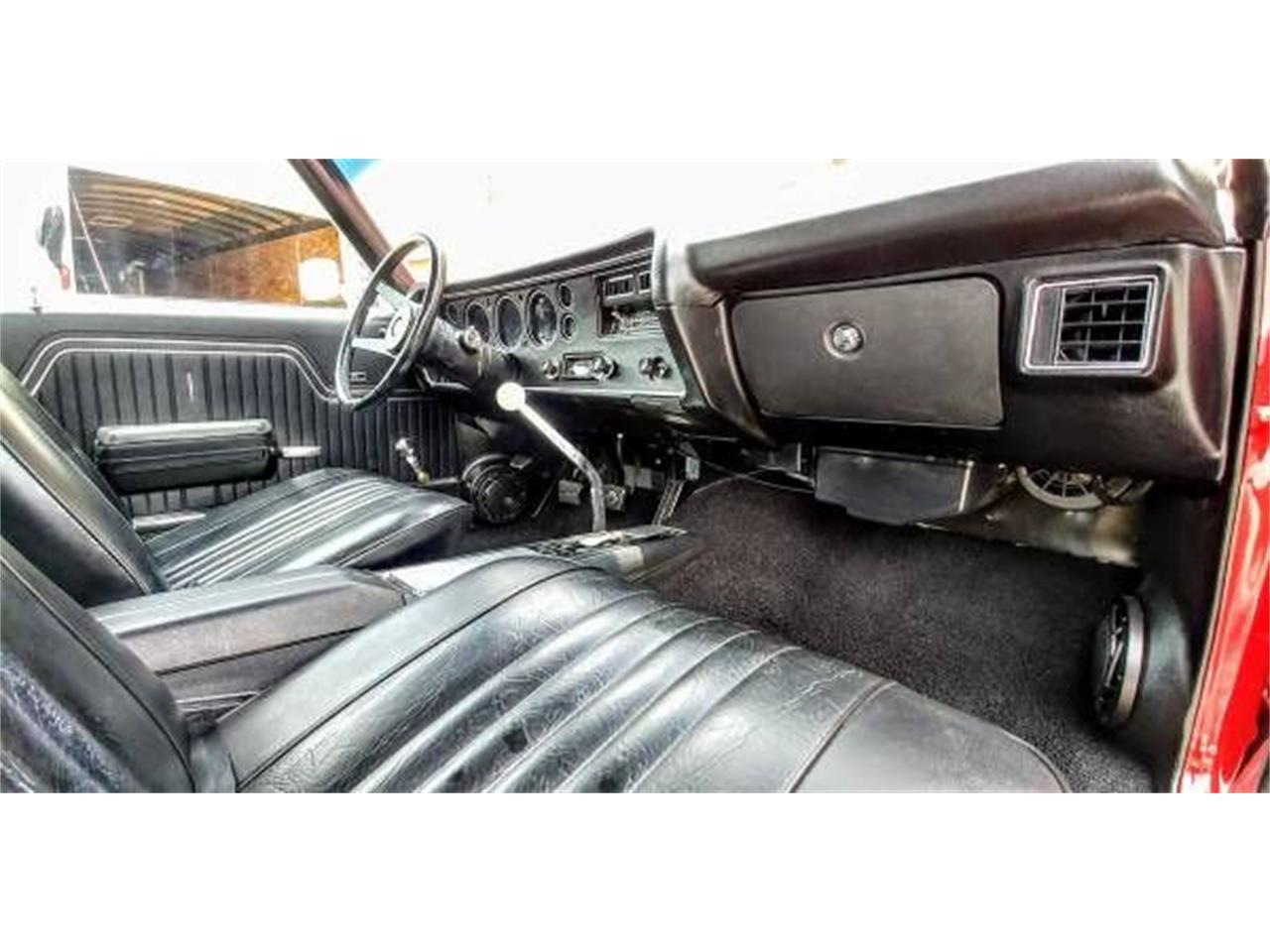 1971 Chevrolet Chevelle (CC-1127322) for sale in Cadillac, Michigan