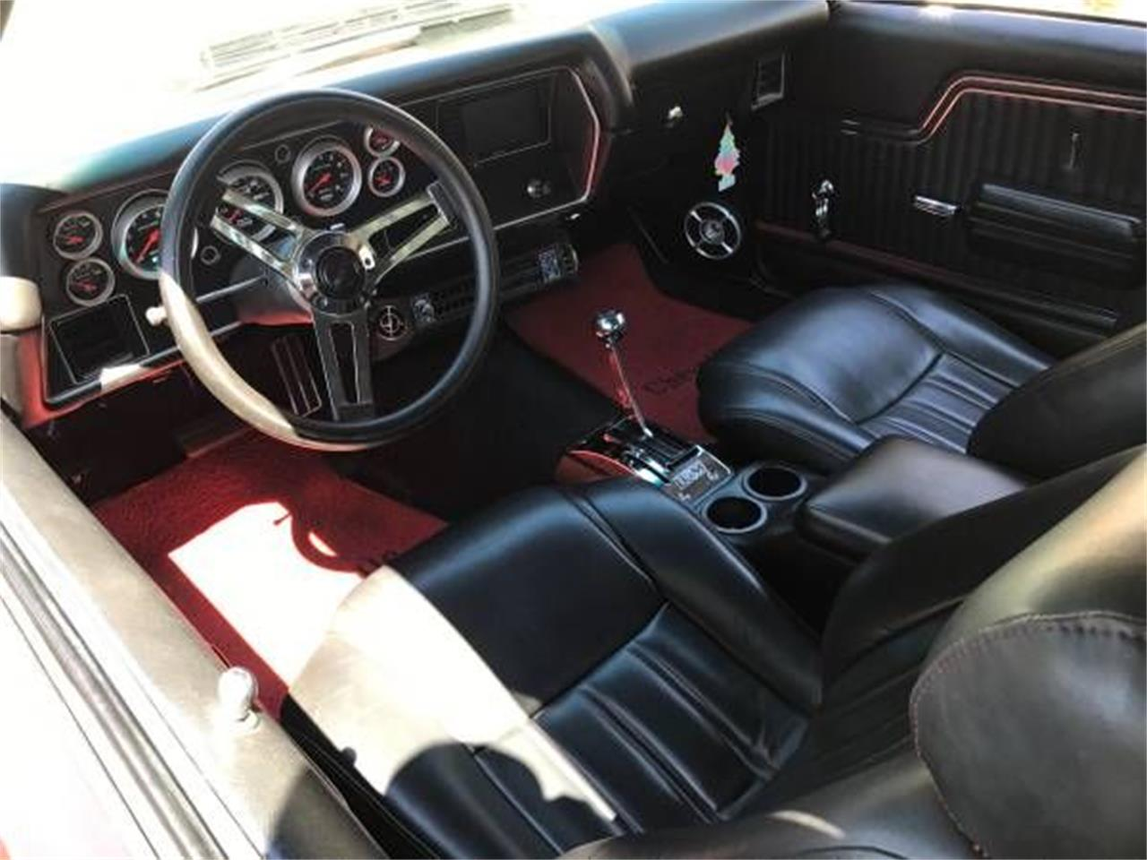 1972 Chevrolet Chevelle (CC-1127330) for sale in Cadillac, Michigan