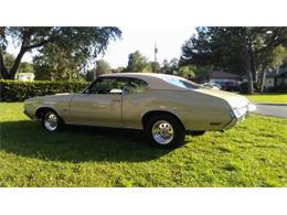 1972 Oldsmobile Cutlass (CC-1127332) for sale in Cadillac, Michigan