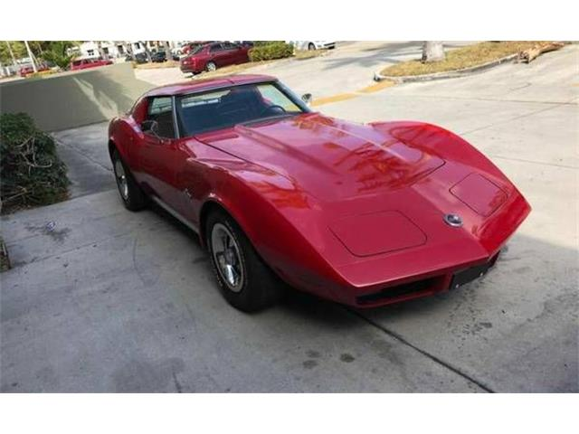 1974 Chevrolet Corvette (CC-1127347) for sale in Cadillac, Michigan