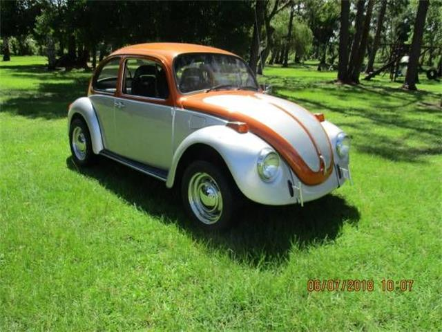 1973 Volkswagen Beetle (CC-1127372) for sale in Cadillac, Michigan
