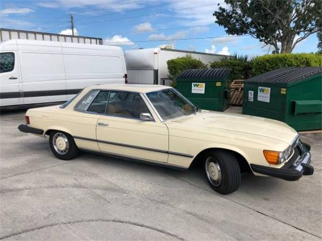 1974 Mercedes-Benz 450SLC (CC-1127379) for sale in Cadillac, Michigan
