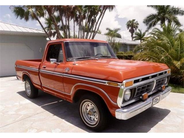 1977 Ford F100 (CC-1127387) for sale in Cadillac, Michigan