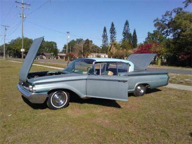 1960 Mercury Montclair (CC-1127390) for sale in Cadillac, Michigan