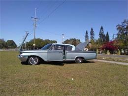 1960 Mercury Montclair (CC-1127390) for sale in Cadillac, Michigan