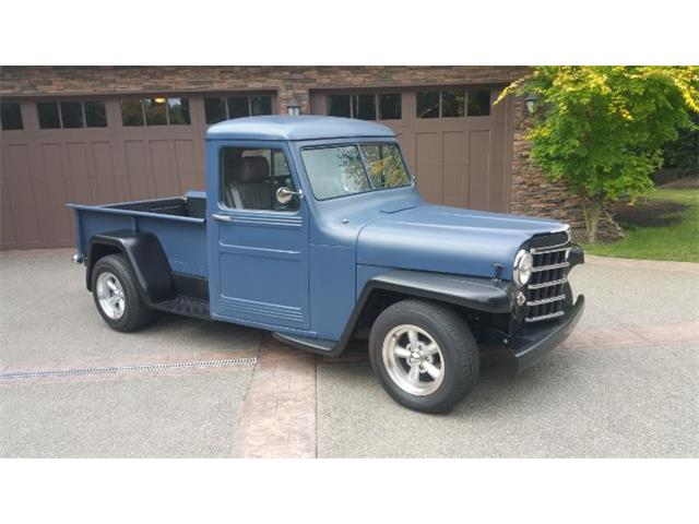 1952 Willys Pickup (CC-1127398) for sale in Cadillac, Michigan