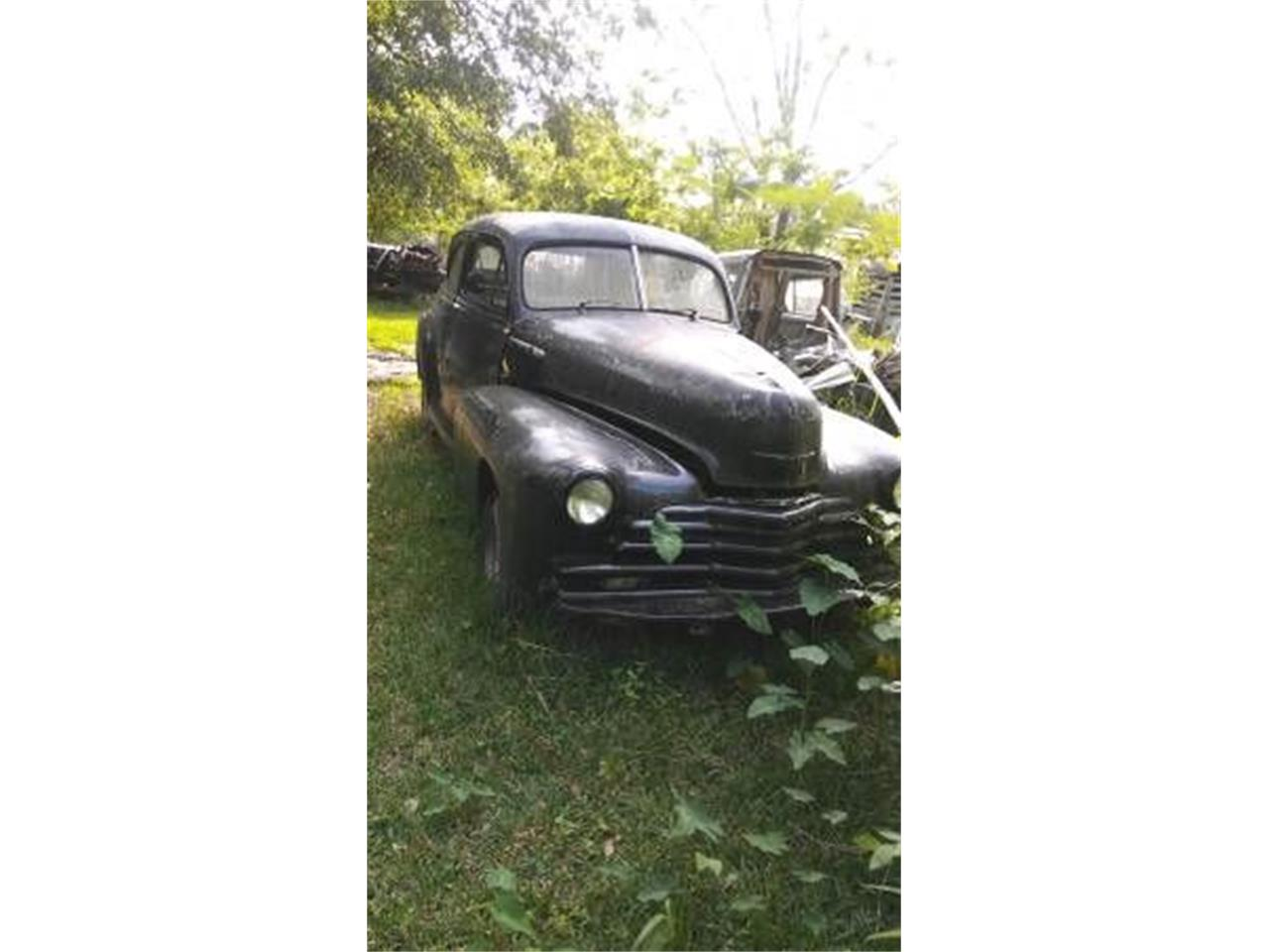 1948 Chevrolet Stylemaster (CC-1120074) for sale in Cadillac, Michigan