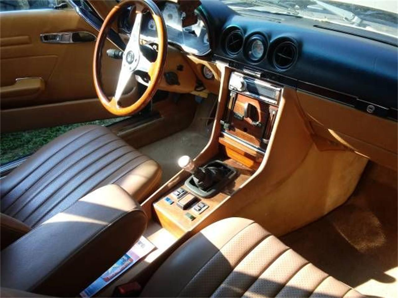 1973 Mercedes-Benz 450SL (CC-1127407) for sale in Cadillac, Michigan