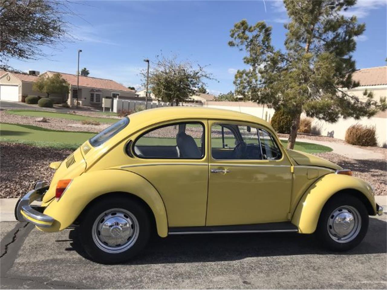 1973 Volkswagen Beetle (CC-1127412) for sale in Cadillac, Michigan
