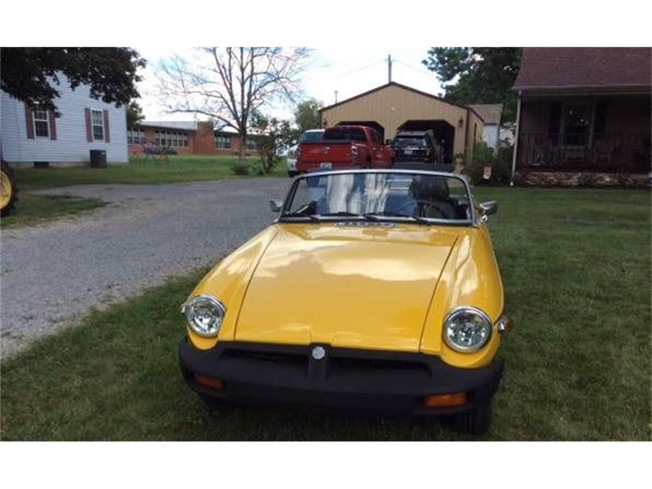 1979 MG MGB (CC-1127413) for sale in Cadillac, Michigan