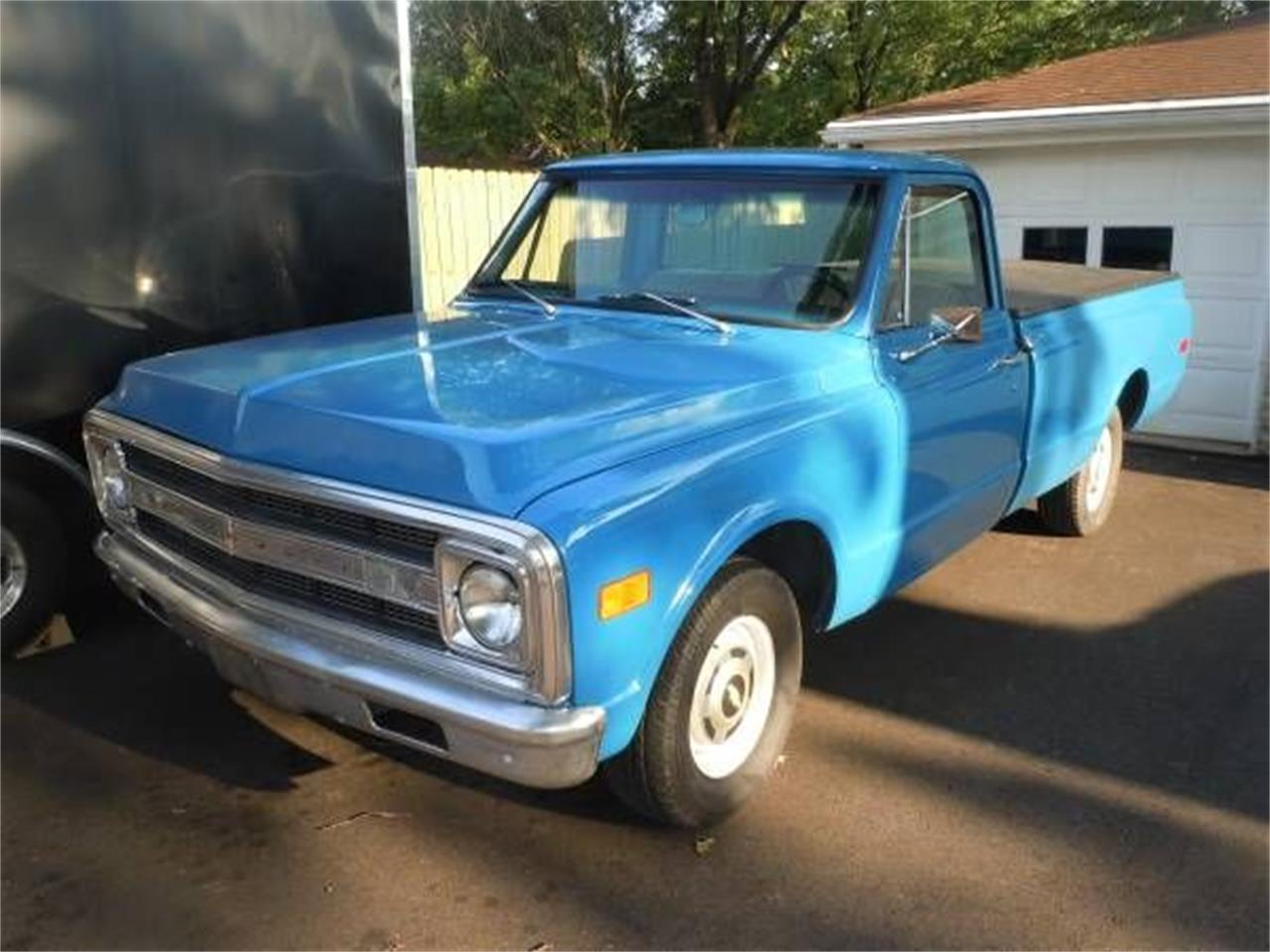 1970 Chevrolet C10 (CC-1127436) for sale in Cadillac, Michigan