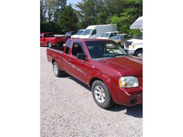 2004 Nissan Frontier (CC-1127444) for sale in Cadillac, Michigan