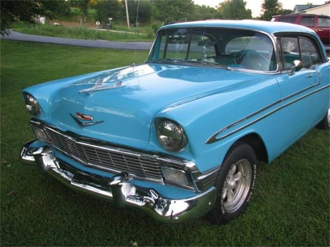 1956 Chevrolet Sedan (CC-1127445) for sale in Cadillac, Michigan