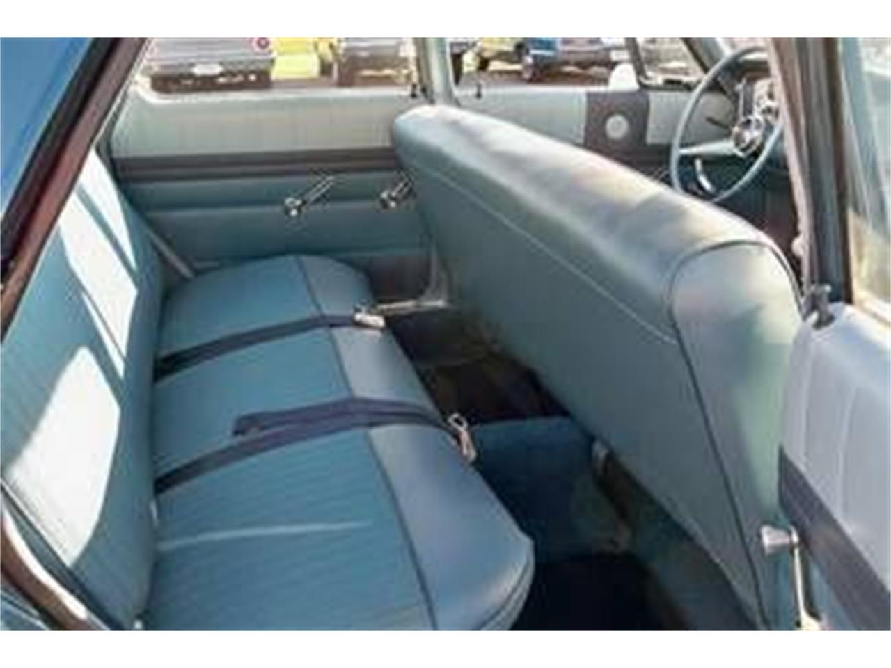 1963 Plymouth Woody Wagon (CC-1127460) for sale in Cadillac, Michigan