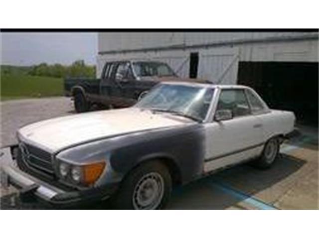 1978 Mercedes-Benz 450SL (CC-1127464) for sale in Cadillac, Michigan