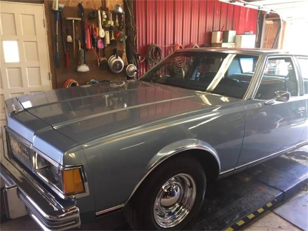 1977 Chevrolet Caprice (CC-1127492) for sale in Cadillac, Michigan