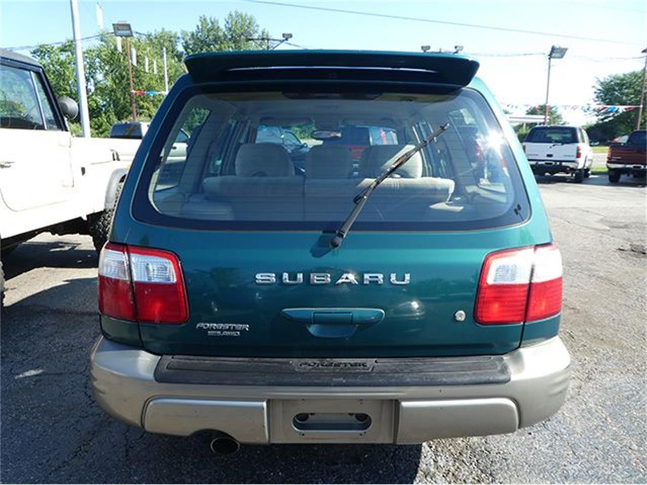 2001 subaru forester for sale classiccars com cc 1127505 2001 subaru forester for sale