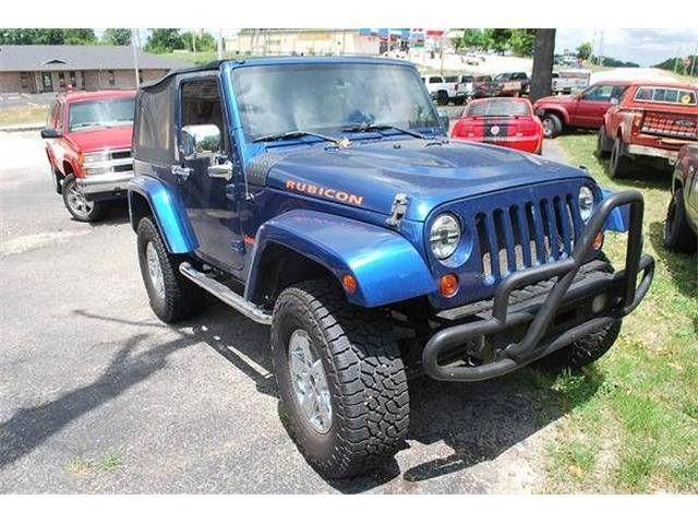 2009 Jeep Wrangler (CC-1127517) for sale in Cadillac, Michigan