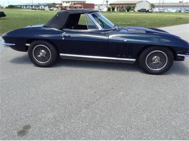 1966 Chevrolet Corvette (CC-1127518) for sale in Cadillac, Michigan