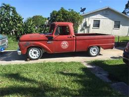 1966 Ford F100 (CC-1127528) for sale in Cadillac, Michigan