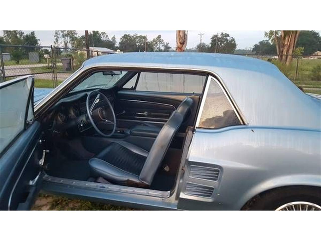 1967 Ford Mustang (CC-1127529) for sale in Cadillac, Michigan
