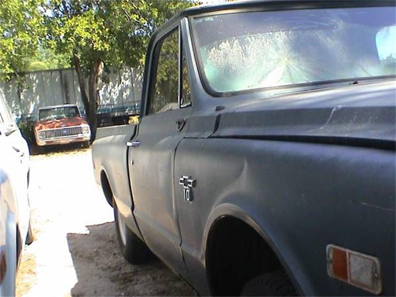 1969 Chevrolet C10 (CC-1127555) for sale in Cadillac, Michigan