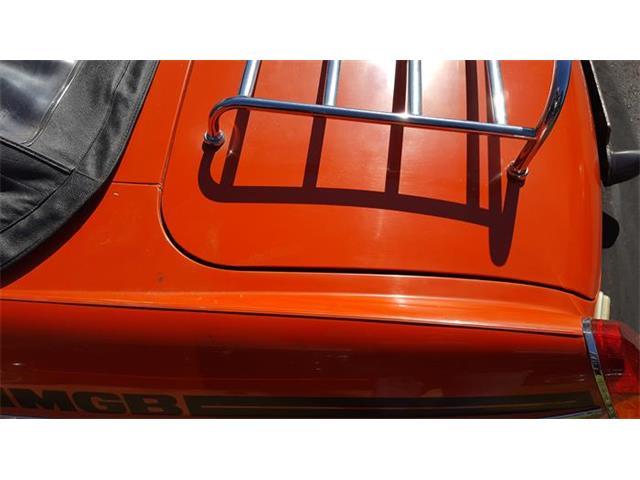 1978 MG MGB (CC-1127560) for sale in Cadillac, Michigan