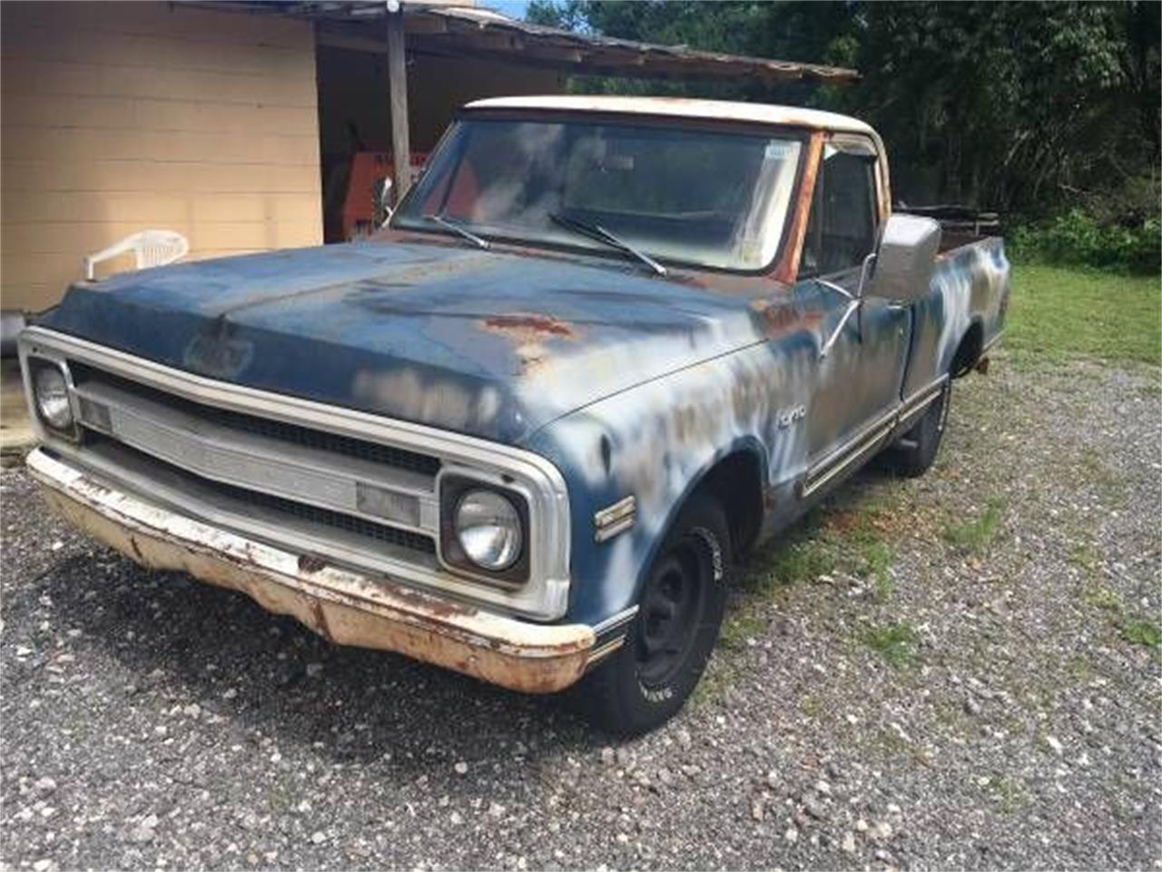 1969 Chevrolet C10 (CC-1127566) for sale in Cadillac, Michigan