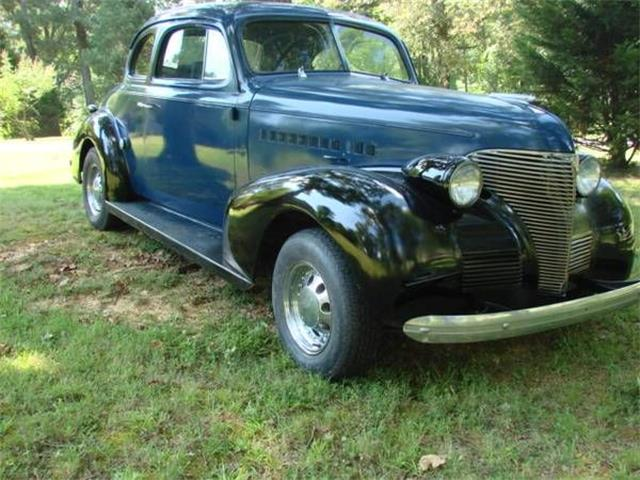 1939 Chevrolet Coupe (CC-1127596) for sale in Cadillac, Michigan